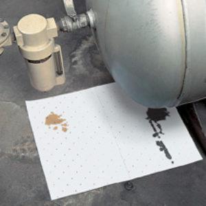 OIL SELECTIVE FINE FIBER PADS #7205